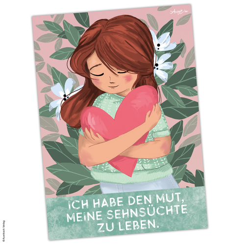 Dein Gefühle-Poster (A4 / A3 / A2)